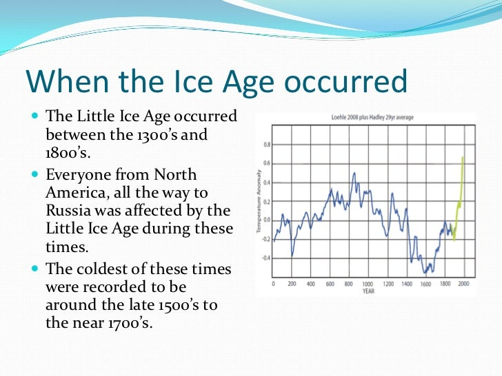 the little ice age essay Columbus, ohio — climatologists call it the little ice age historians, the  general crisis during the 17th century, longer winters and.