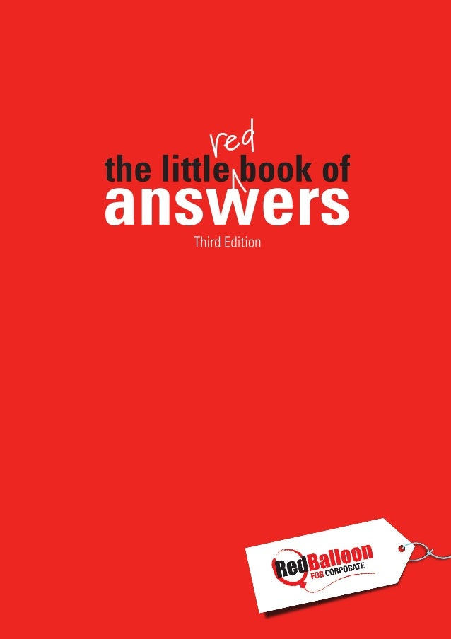 #CultureCode The little red book of answers for HR managers  Slide 3