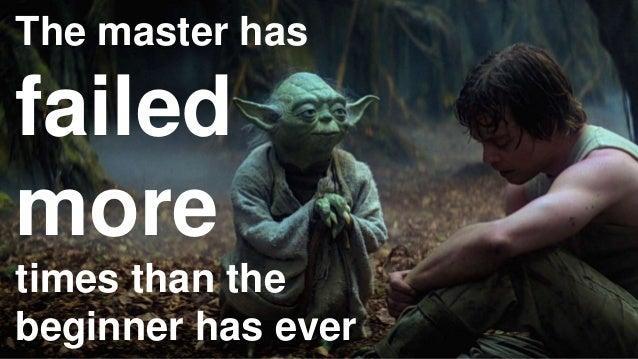 The logic of Yoda