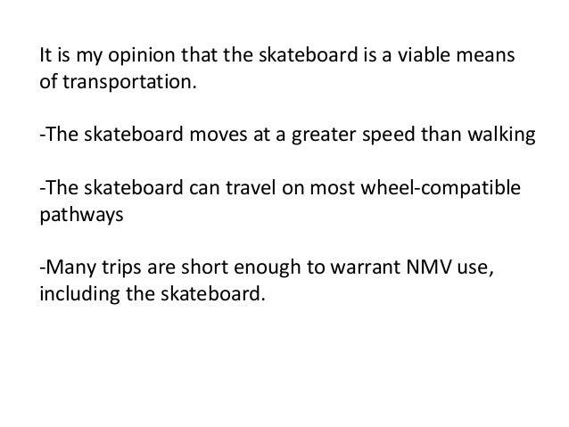 The longboard Slide 3