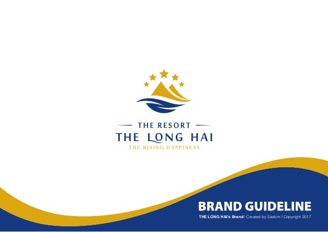 THE LONG HAI's Brand | Created by Saokim | Copyright 2017