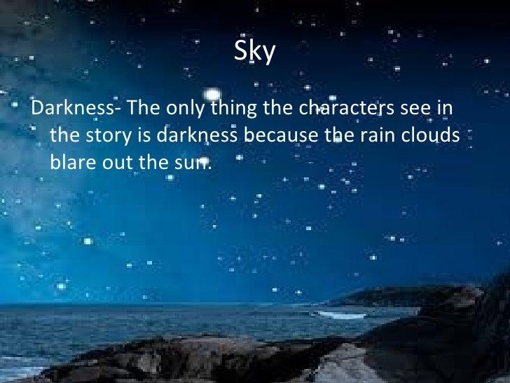 The Long Rain Symbolism