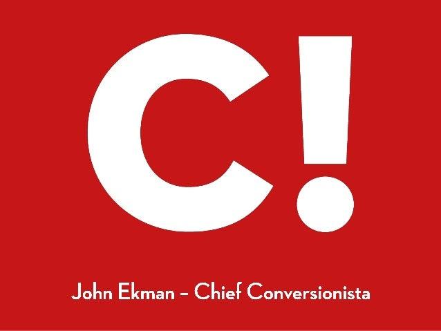 @Conversionista      Page 1                  2012-09-06