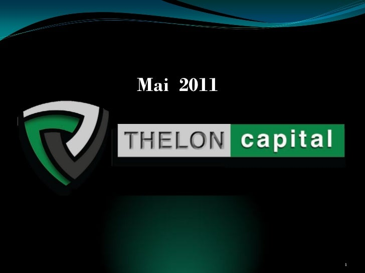 Mai 2011           1