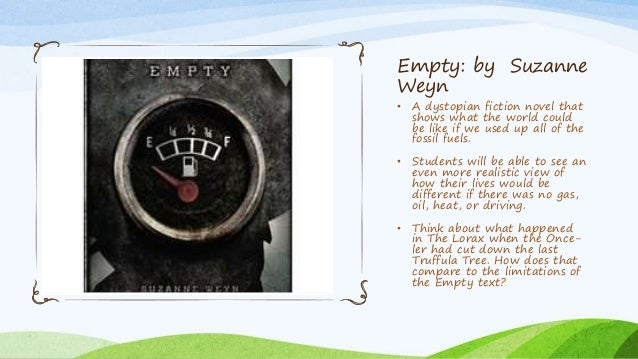 empty by suzanne weyn pdf