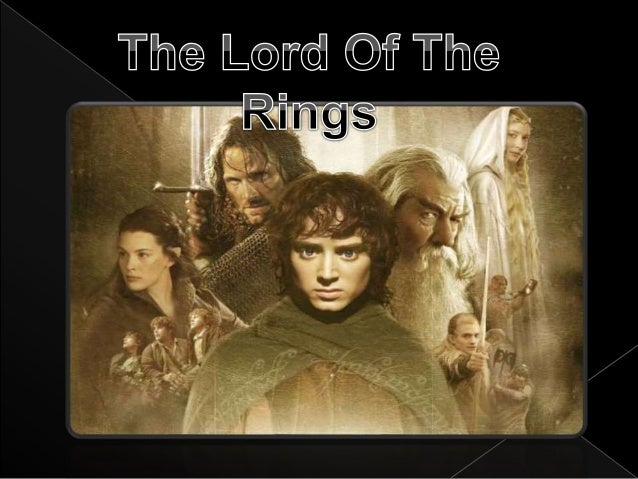  The Lord of the Rings is an epic high fantasy novel written by English author J. R. R. Tolkien. The story began as a seq...