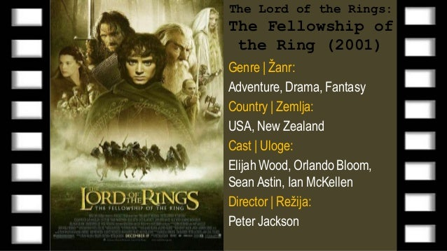 Fellowship Of The Rings Analysis