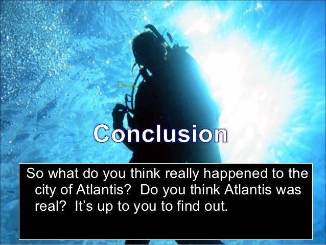 Atlantis in popular culture