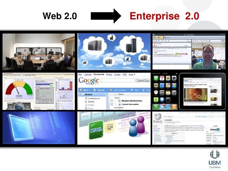 Web 2.0 <br />Enterprise  2.0 <br />