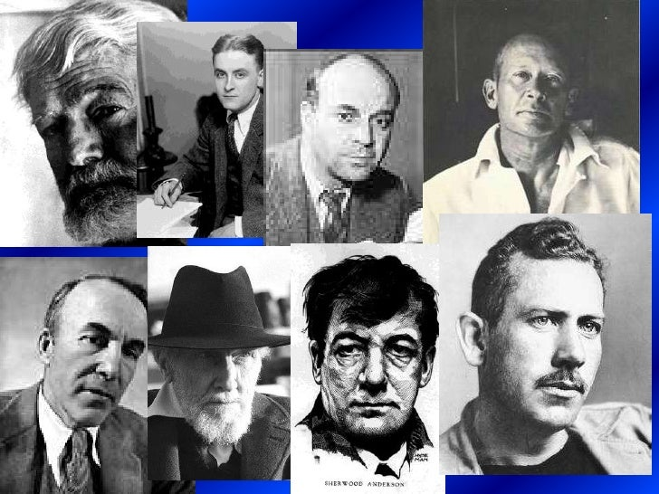 lost generation writers Modblog: encyclopedia of american literary lost generation writers contributed some of the most innovative literary works of the twentieth century to the.