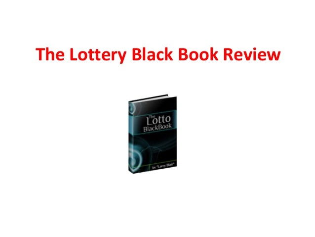 The Lotto African american E-book contains really been dependent about Richard's approaches.