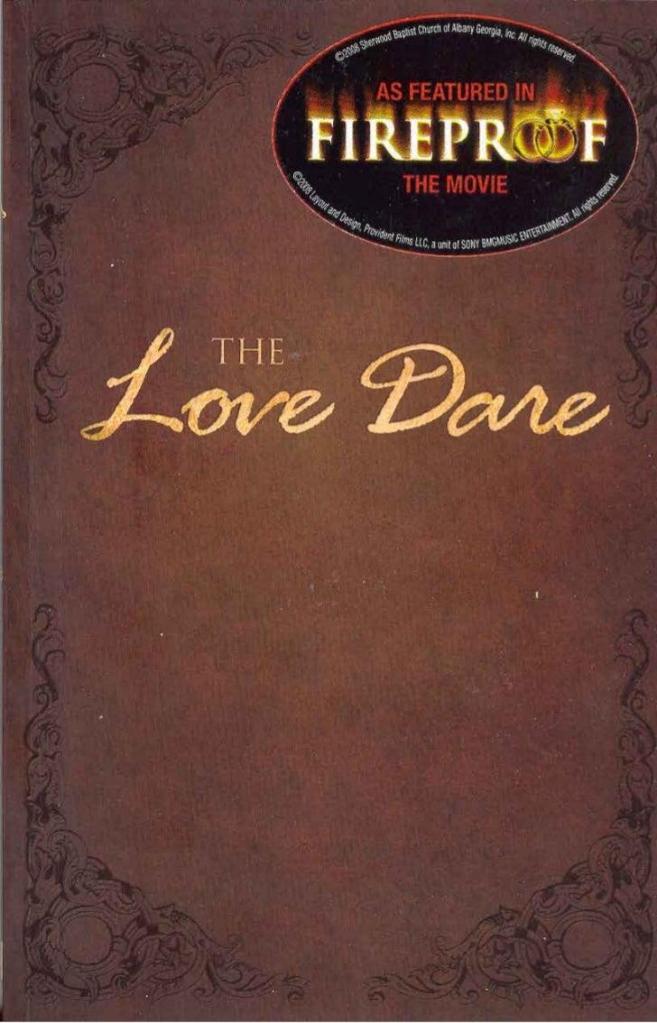The lovedare