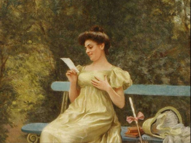The Letter (1914). Mary Brewster Hazelton(American, 1868-1953)