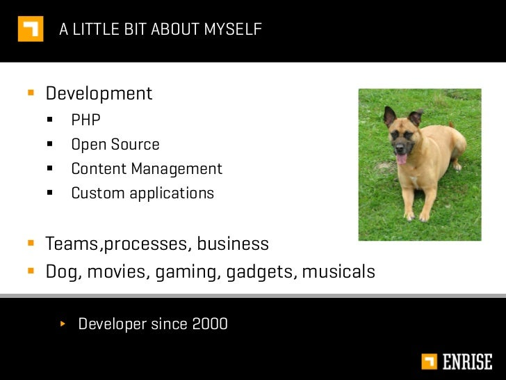 The lust for knowledge and experience Slide 2