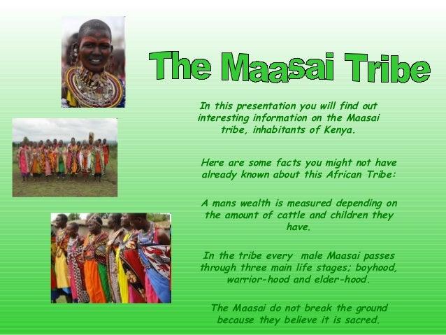 Maasai Facts For Kids
