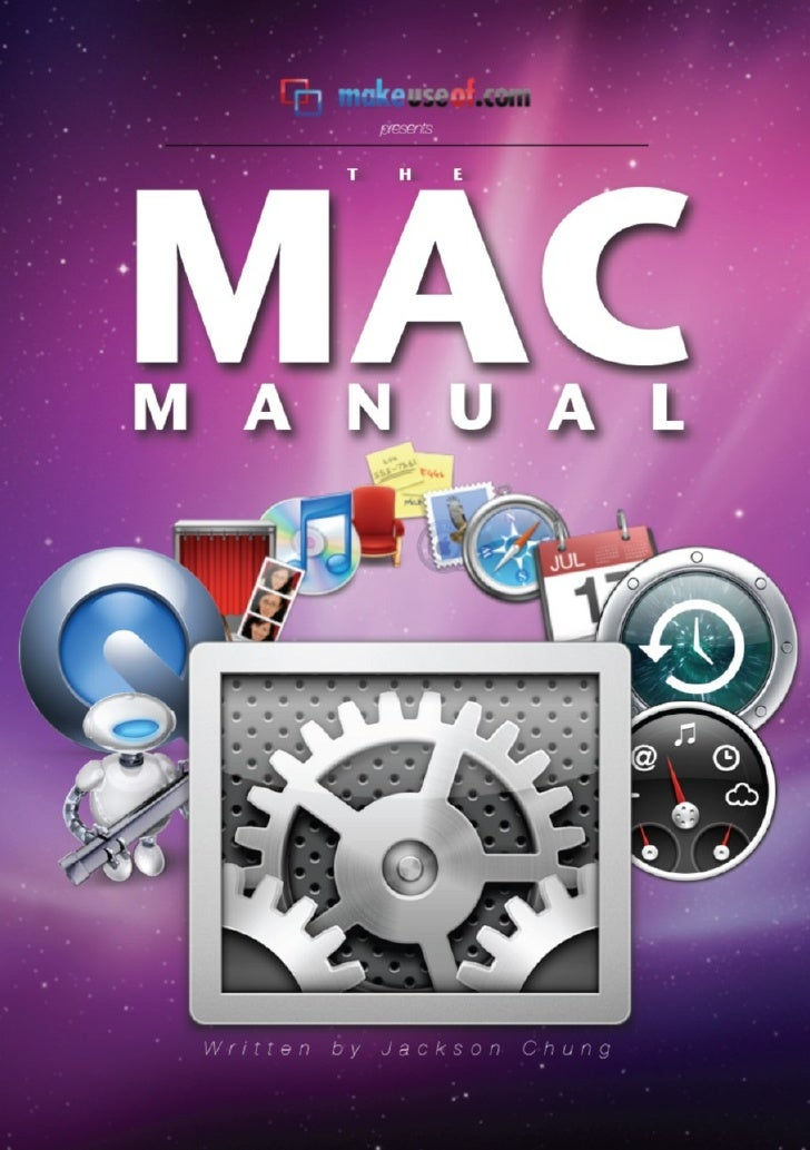 The Mac Manual    2009                 Page 2