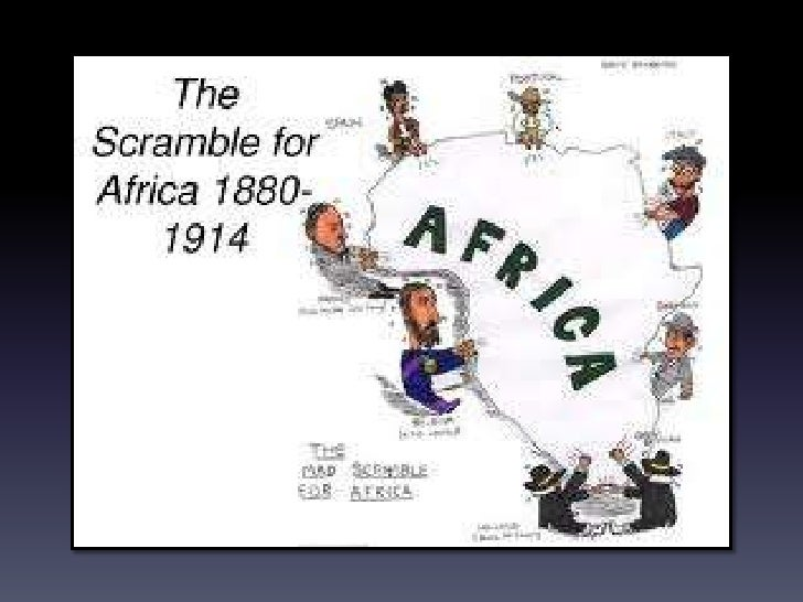 scramble for africa 2 essay Cambridge as history: scramble for africa paper 2, contains:  partition for africa, colonial imperialism, berlin conference, the battle.