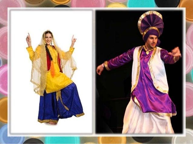 Punjabi lacha dress images