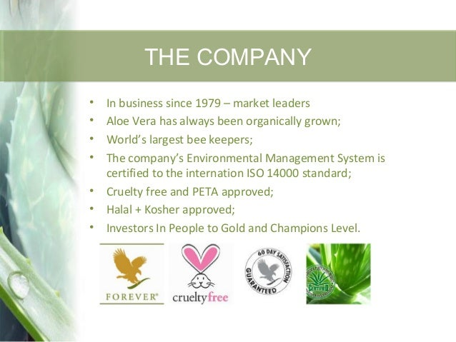 An Introduction To Forever Living Products - A 4 Minute ...