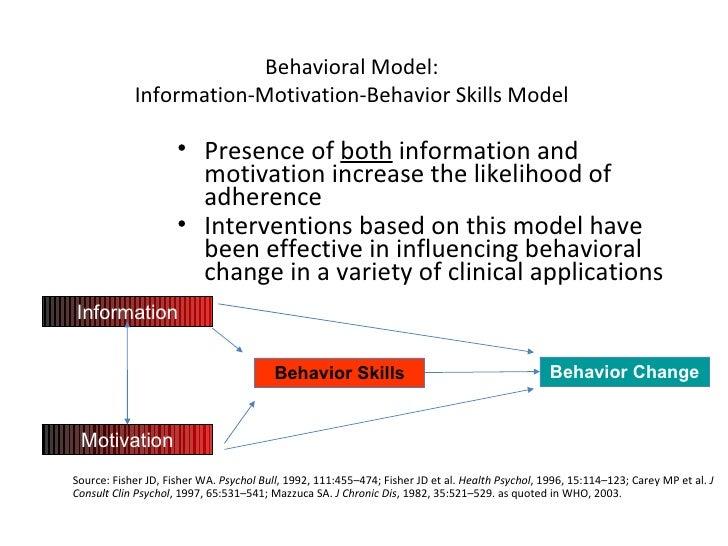 the magic of behavior change handout