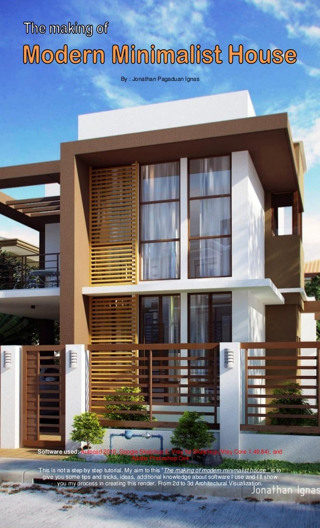 Exceptional The Making Of MODERN MINIMALIST HOUSE ...