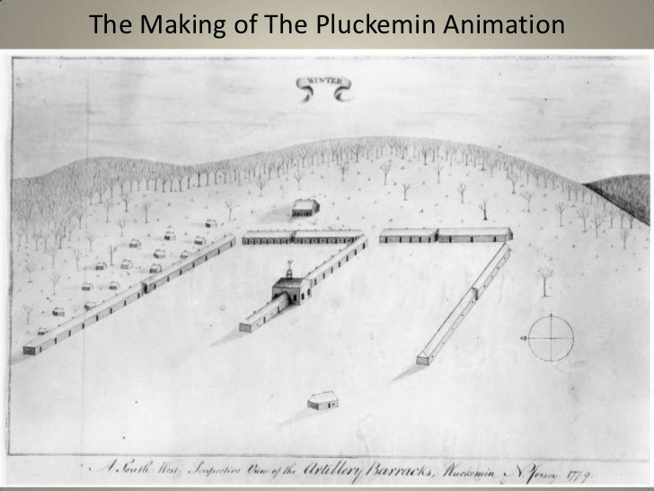 The Making of The Pluckemin Animation