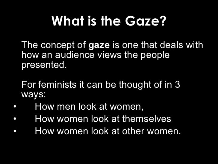 4 Ways To Challenge The Male Gaze