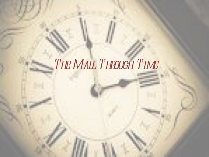 The Mall Through Time