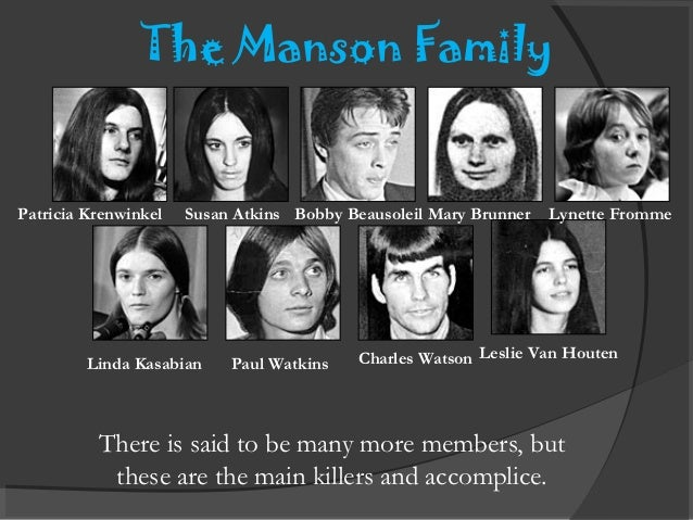 Mr. Tripp: Manson Family CultAdrian Paul Movies