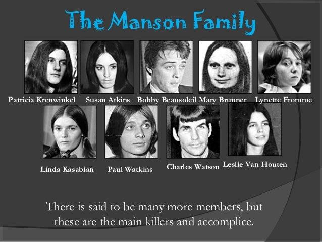 Mr  Tripp: Manson Family Cult
