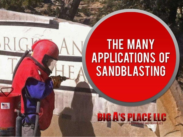 Sandblasting is one of the most efficient ways to clean and prepare surfaces. Woodworkers, machinists, auto mechanics, and...