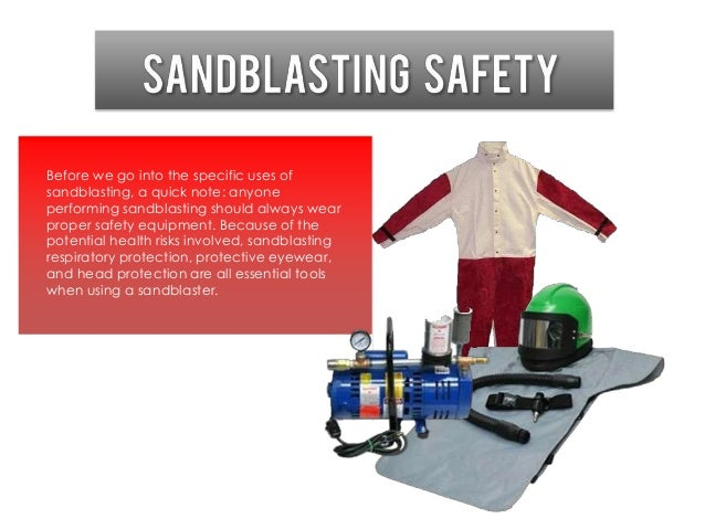 One of the main uses of sandblasting is to remove paint or rust. Sandblasters can be used to remove paint, rust, and other...