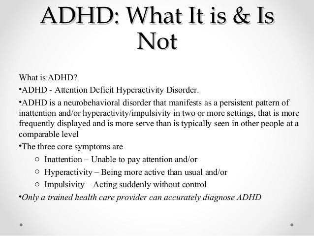 activities for adults with adhd