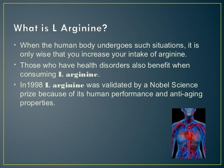 L-Arginine | The Many Benefits of L-Arginine