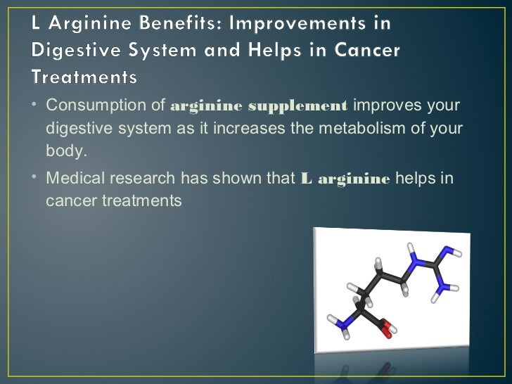 L-Arginine | The Many Benefits of L-Arginine