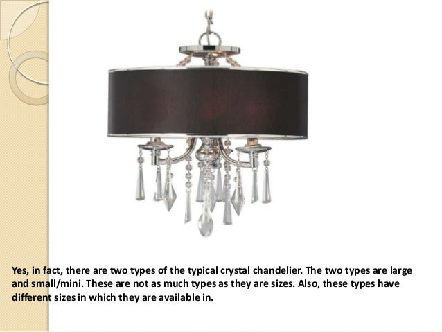 The Many Types of Chandeliers:11.,Lighting