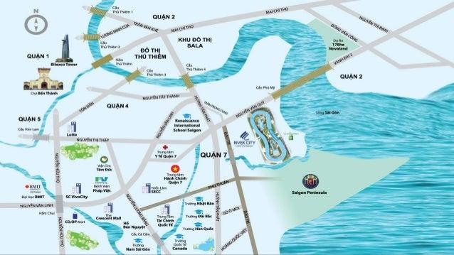 • Đường Phú Thuận kết nối với Phú Mỹ Hưng • Lộ giới 40m • Dự án Sài Gòn Peninsula hoạt động trở thành 1 trong những cung đ...