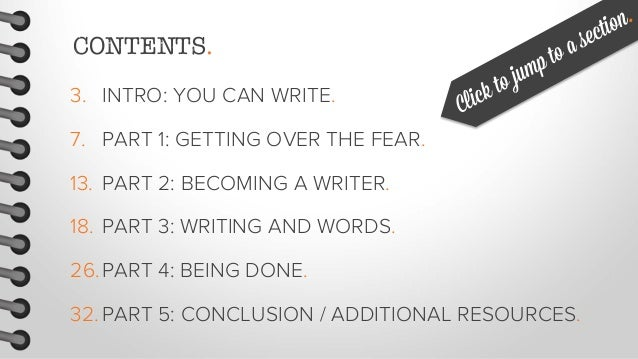 The marketer's pocket guide to writing well Slide 2