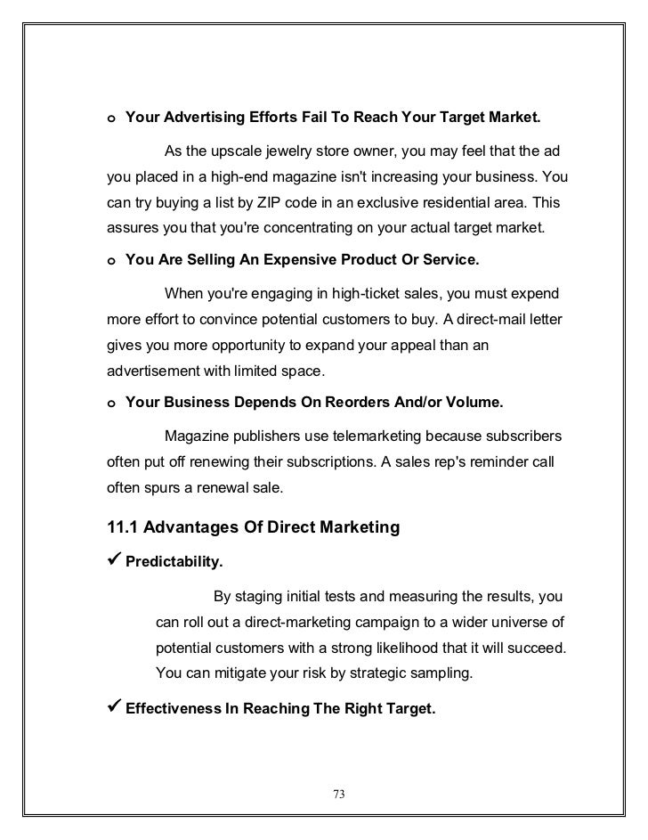 marketing concepts essay Personal selling - a definition and a philosophy personal selling is a process of developing relationships discovering needs matching the appropriate products with these needs and communicating benefits through informing, reminding, or persuading.