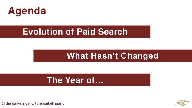 The Marketing Meetup talk - How To PPC Like a Pro Slide 2