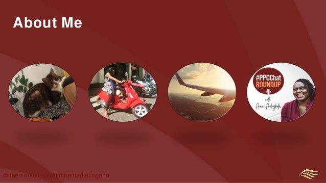 The Marketing Meetup talk - How To PPC Like a Pro Slide 3