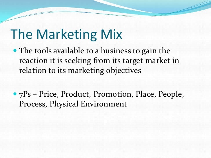 services marketing mix in education service The service marketing mix is also known as an extended marketing mix and is an integral part of a service   education law  7 p`s of services marketing in lic.