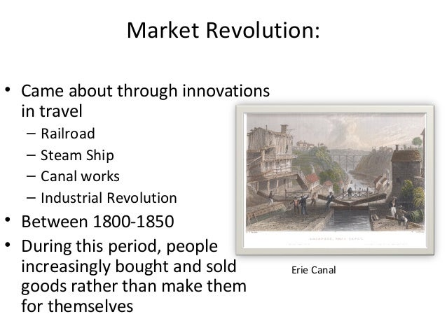 market revolution Until the mid of the 20th century, the evolution of the marketing concept has experienced mainly three periods, named as production orientation.
