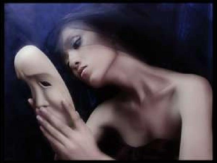 The mask   gilbert brenson lazan