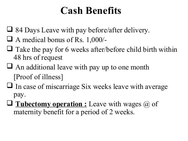 the maternity leave benefits 2018-7-19 california state employees are eligible for several types of time off, including the leave benefits below consult your supervisor or personnel office for details.