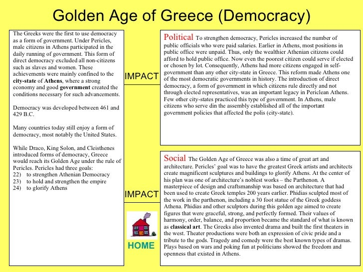 golden age of greece
