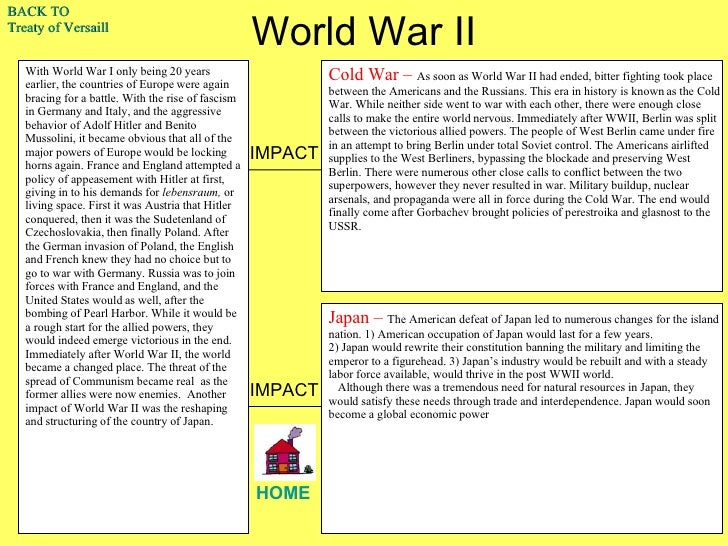 world war 1 negative impact essay The first world war (wwi) essay - world war i was definitely a are always reminded of the negative effects of war out the world [tags: world war 1 i.