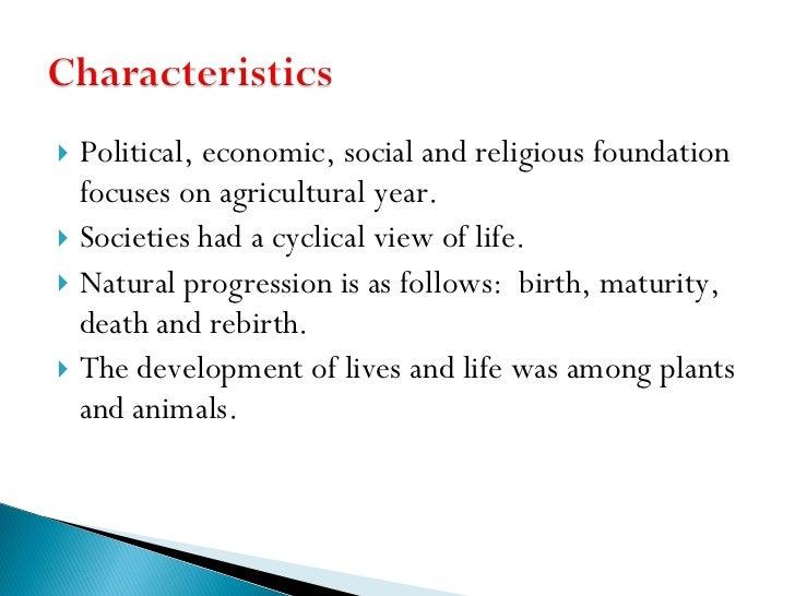 The Matriarchal Society