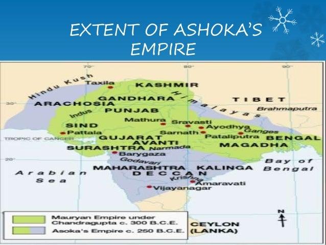 ashoka the empire