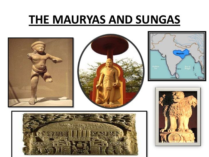 a view on the mauryan empire in the history Brihadratha, the last ruler of the mauryan dynasty is assassinated by his commander-in-chief, pushyamitra shunga.